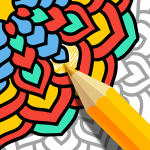 [APK] Mandala Coloring Book – Free Adult Coloring Pages 1.15 (MOD Unlimited Money)
