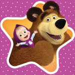 Masha and the Bear – Game zone  2.6 (MOD Unlimited Money)