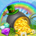 Match 3 – Rainbow Riches  1.0.19 (MOD Unlimited Money)
