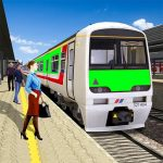 [APK] Modern Train Driving Simulator: City Train Games 3.6 (MOD Unlimited Money)