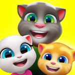 [APK] My Talking Tom Friends 1.4.1.3   (MOD Unlimited Money)