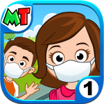 [APK] My Town: Home DollHouse – New Kids play house game  (MOD Unlimited Money) 6.02   by
