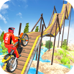 [APK] New Bike Racing Stunt 3D : Top Motorcycle Games 0.1  (MOD Unlimited Money)