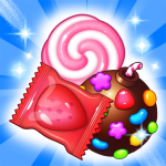 [APK] New Sweet Candy Pop: Puzzle World 1.0.14 (MOD Unlimited Money)