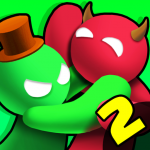 [APK] Noodleman.io 2 – Fun Fight Party Games 2.8 (MOD Unlimited Money)
