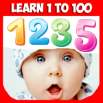 [APK] Numbers for kids 1 to 100. Learn Math & Count! 4.0  (MOD Unlimited Money)