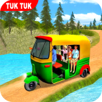 Offroad Tuk Tuk Rickshaw Driving: Tuk Tuk Games 20  1.18 (MOD Unlimited Money)