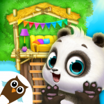 [APK] Panda Lu Treehouse – Build & Play with Tiny Pets 1.0.483  (MOD Unlimited Money)