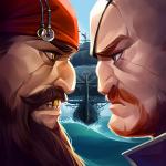 Pirates & Puzzles – PVP Pirate Battles & Match 3  1.0.2 (MOD Unlimited Money)