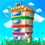 [APK] Pocket Tower: Building Game & Megapolis Kings 3.21.7 .(MOD Unlimited Money)