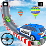 [APK] Police Jeep Racing Stunt 3D: 4×4 Ramp Stunt 1.0 (MOD Unlimited Money)