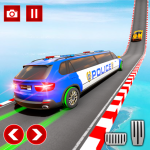 [APK] Police Limo Car Stunts GT Racing: Ramp Car Stunt 2.6  (MOD Unlimited Money)