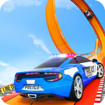Police Ramp Car Stunts GT Racing Car Stunts Game  3.8 (MOD Unlimited Money)