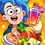 Potion Punch 2 Fun Magic Restaurant Cooking Games  1.8.1 (MOD Unlimited Money)