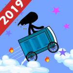[APK] Potty Launch 3:Cart Hero Learn To Fly 1.2.1 (MOD Unlimited Money)