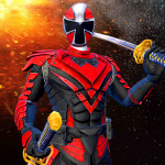[APK] Power Dino Hero Ninja Fighters Battle Shadow Steel 8.0 (MOD Unlimited Money)