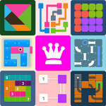 Puzzledom classic puzzles all in one  7.9.96 (MOD Unlimited Money)
