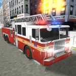 [APK] Real Fire Truck Driving Simulator: Fire Fighting 1.0.6 (MOD Unlimited Money)