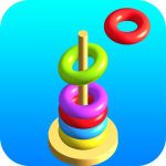 [APK] Rings Stack : Fun Stacking Game Free 1.3 (MOD Unlimited Money)