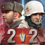 Road to Valor: World War II  2.26.1598.2897 (MOD Unlimited Money)