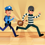 [APK] Robber Run – Police Chase Game 2.5 (MOD Unlimited Money)