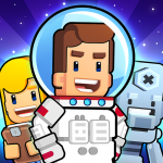 Rocket Star Idle Space Factory Tycoon Game  1.49.1 (MOD Unlimited Money)