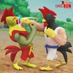 [APK] Rooster Fighting : Kung Fu Chicken Battle 1.1.0 (MOD Unlimited Money)