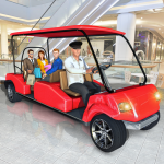 [APK] Shopping Mall Smart Taxi: Family Car Taxi Game 1.8 (MOD Unlimited Money)