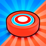 Sling Puck 3D Challenge  1.0.1080 (MOD Unlimited Money)