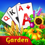 [APK] Solitaire Garden – TriPeaks Story 1.8.1 (MOD Unlimited Money)