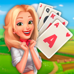[APK] Solitaire: Texas Village 1.0.18 (MOD Unlimited Money)