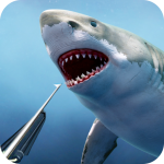 [APK] Spearfishing Wild Shark Hunter – Fishing game 1.7 (MOD Unlimited Money)