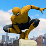 Spider Rope Hero Gangster New York City  1.5.16 (MOD Unlimited Money)