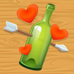 Spin the Bottle: Kiss, Chat and Flirt  2.4.5 (MOD Unlimited Money)