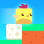 Stacky Bird Hyper Casual Flying Birdie Dash Game  1.0.1.42 (MOD Unlimited Money)
