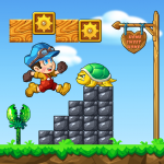 Super Machino go: world adventure game  1.32.1 (MOD Unlimited Money)