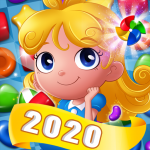 [APK] Sweet Candy Mania 1.6.0 (MOD Unlimited Money)
