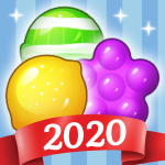 [APK] Sweetie Candy Match -Pop chocolate and marshmallow 2.0.1 (MOD Unlimited Money)