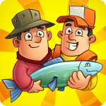 [APK] Tap Fish Idle Clicker-new easy fishing games 2020 1.2.0 (MOD Unlimited Money)