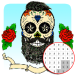 [APK] Tattoo Color By Number – Pixel Art 3.0 (MOD Unlimited Money)