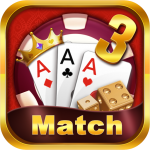 [APK] Teen Patti-Match – 3 card friendly poker online 79.0 (MOD Unlimited Money)