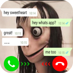 [APK] Top Creepy Momo Fake Call And Video Chat 2020 1.0.9 (MOD Unlimited Money)