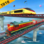 [APK] Train Simulator 2020: free train games 100.0 (MOD Unlimited Money)