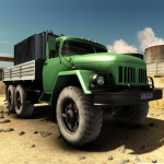 Truck Driver Crazy Road 2  1.21 (MOD Unlimited Money)
