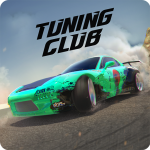 Tuning Club Online  0.3440 (MOD Unlimited Money)