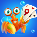 Solitaire Tripeaks Undersea: Solitaire Card Game  1.25.0 (MOD Unlimited Money)