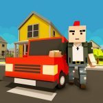 [APK] Virtual Life In A Simple Blocky Town 1.9 (MOD Unlimited Money)