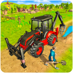 [APK] Virtual Village Excavator Simulator 1.16 (MOD Unlimited Money)
