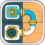 [APK] Water Pipes Slide 2.3 (MOD Unlimited Money)