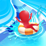 [APK] Waterpark: Slide Race 1.1.1 (MOD Unlimited Money)